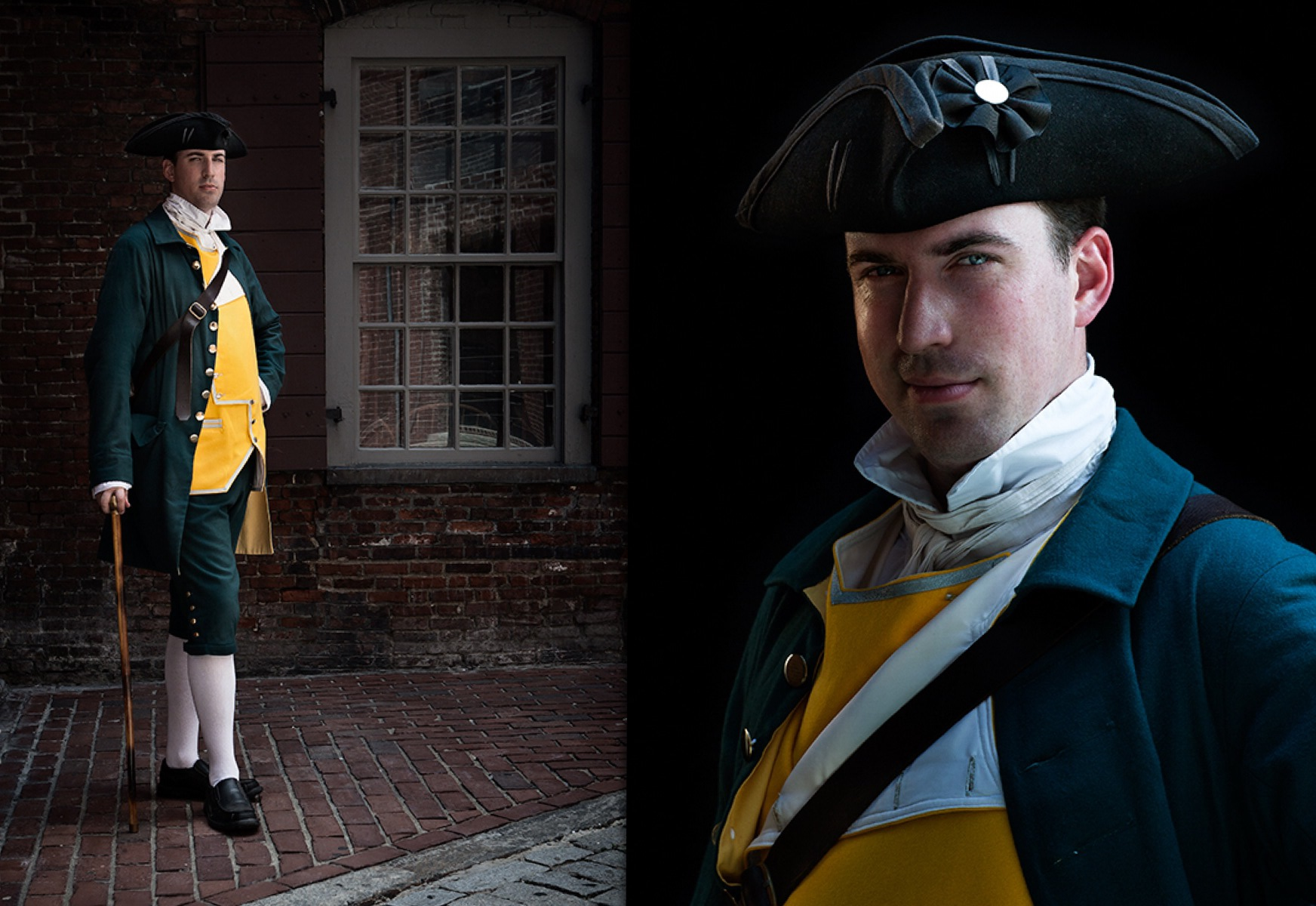 Mark Linehan as Thomas Hutchinson III, Freedom Trail Foundation Boston